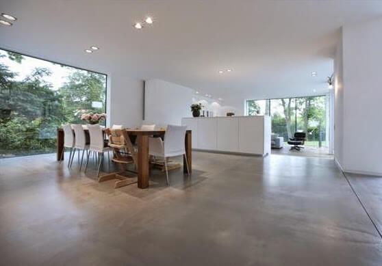 pisos de concreto pulido